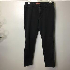 3/$30 Black Dress Barn Skinny Jeans